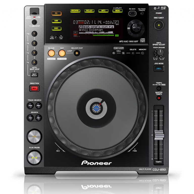 DJ Media Players