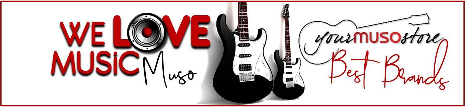 Muso Music Equipment Online Store Backround Big 2